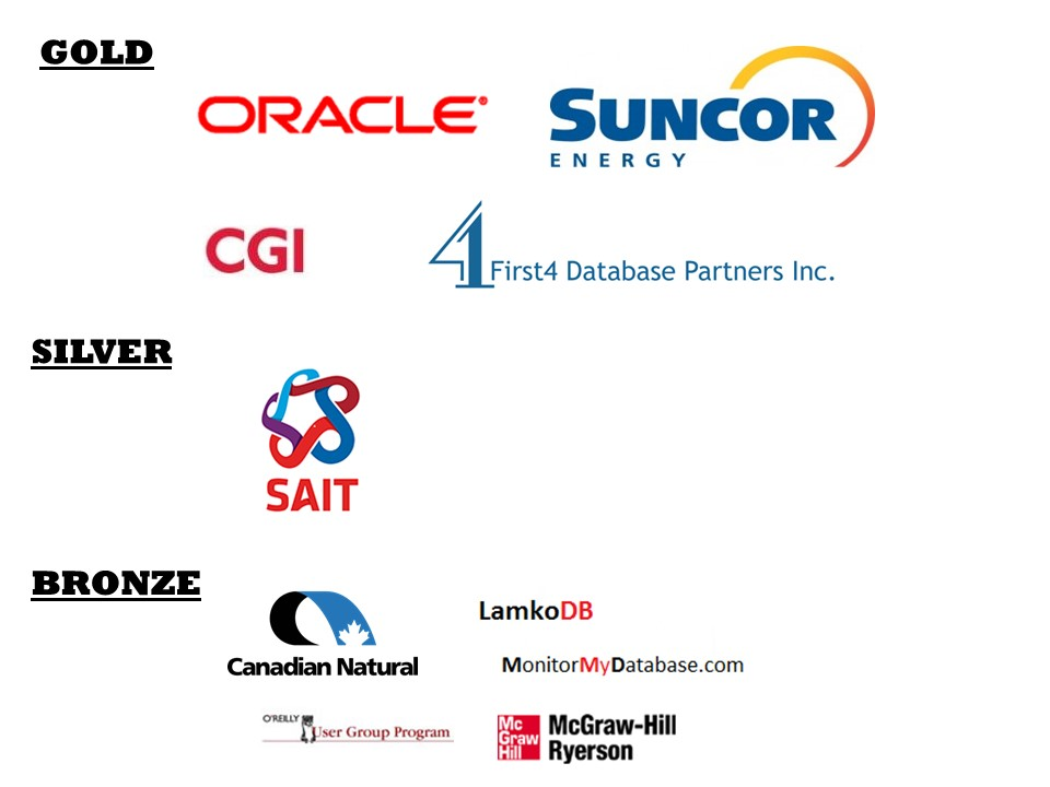 COUG 2016-17 Sponsors