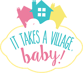 It Takes A Village, Baby logo