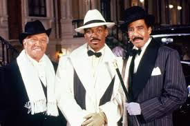 Three Comedians