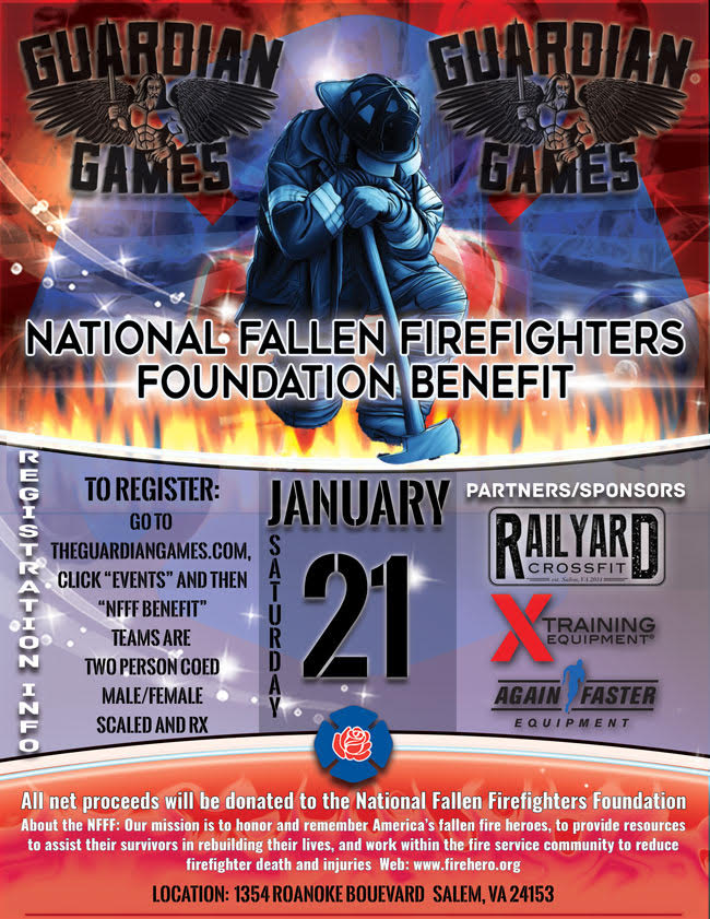 NFFF - Railyard CrossFit