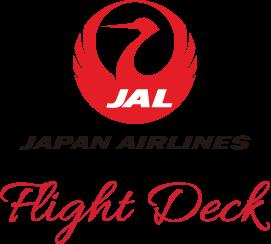 JAL Flight Deck