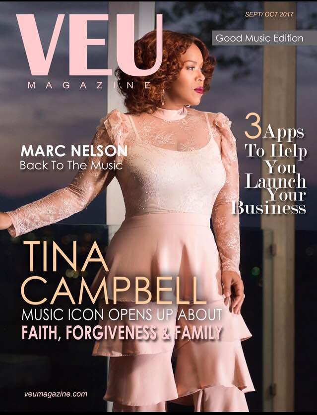 VEU Magazine September/October 2017 Cover
