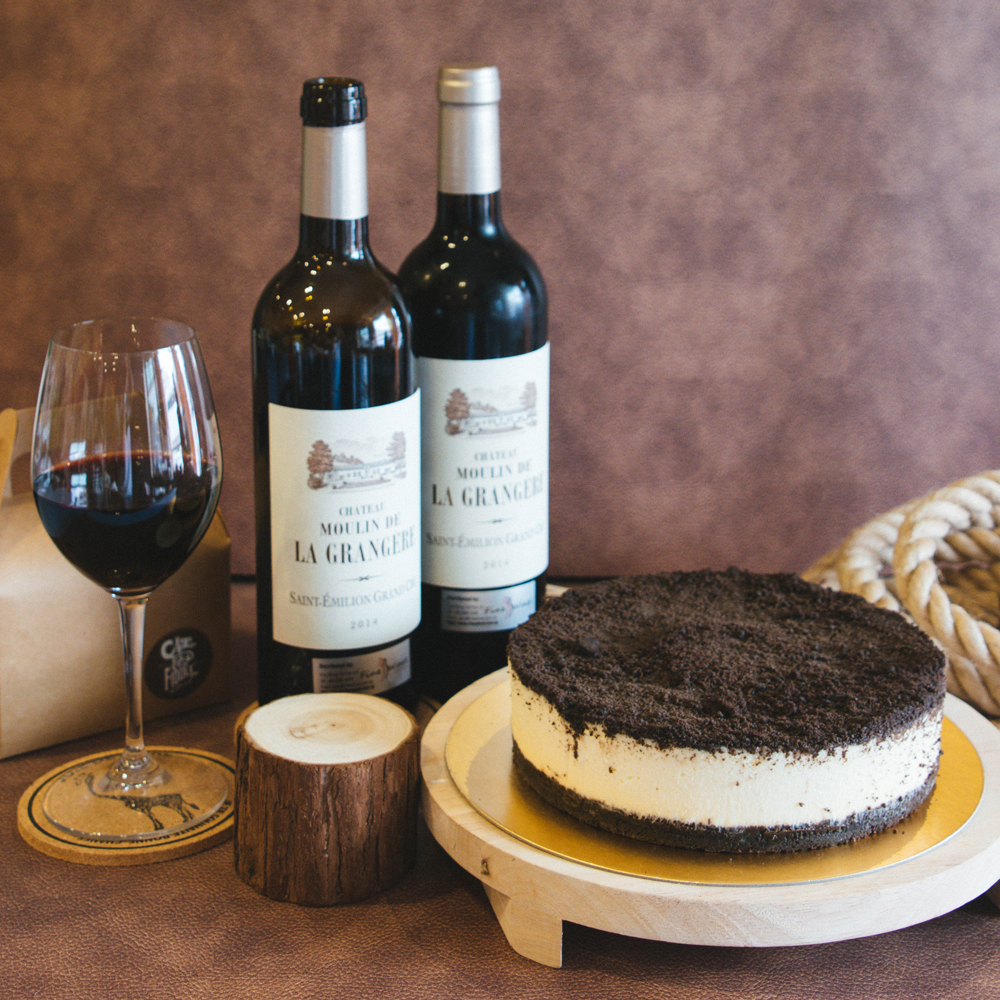 wine and cake 1