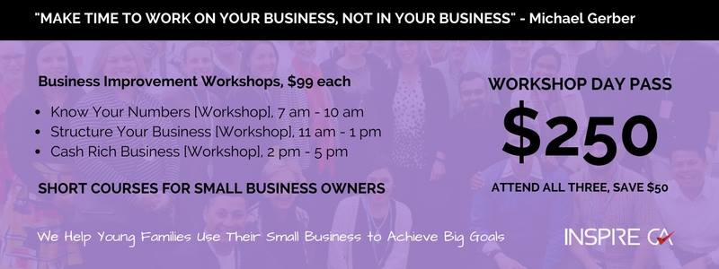 Business Improvement Workshops