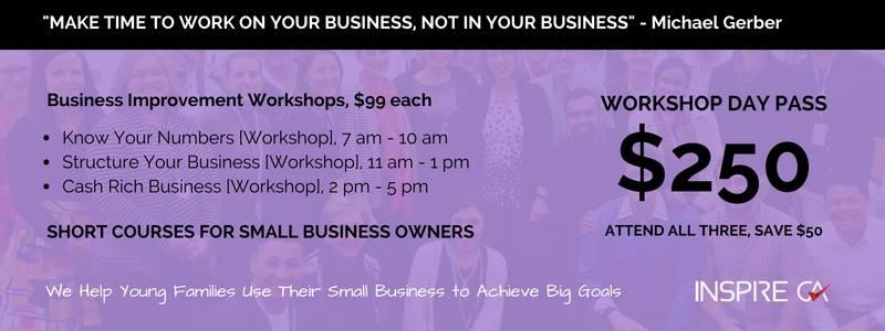 Business Improvement Workshops