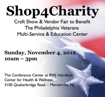 Shop4Charity - Craft Show & Vendor Fair