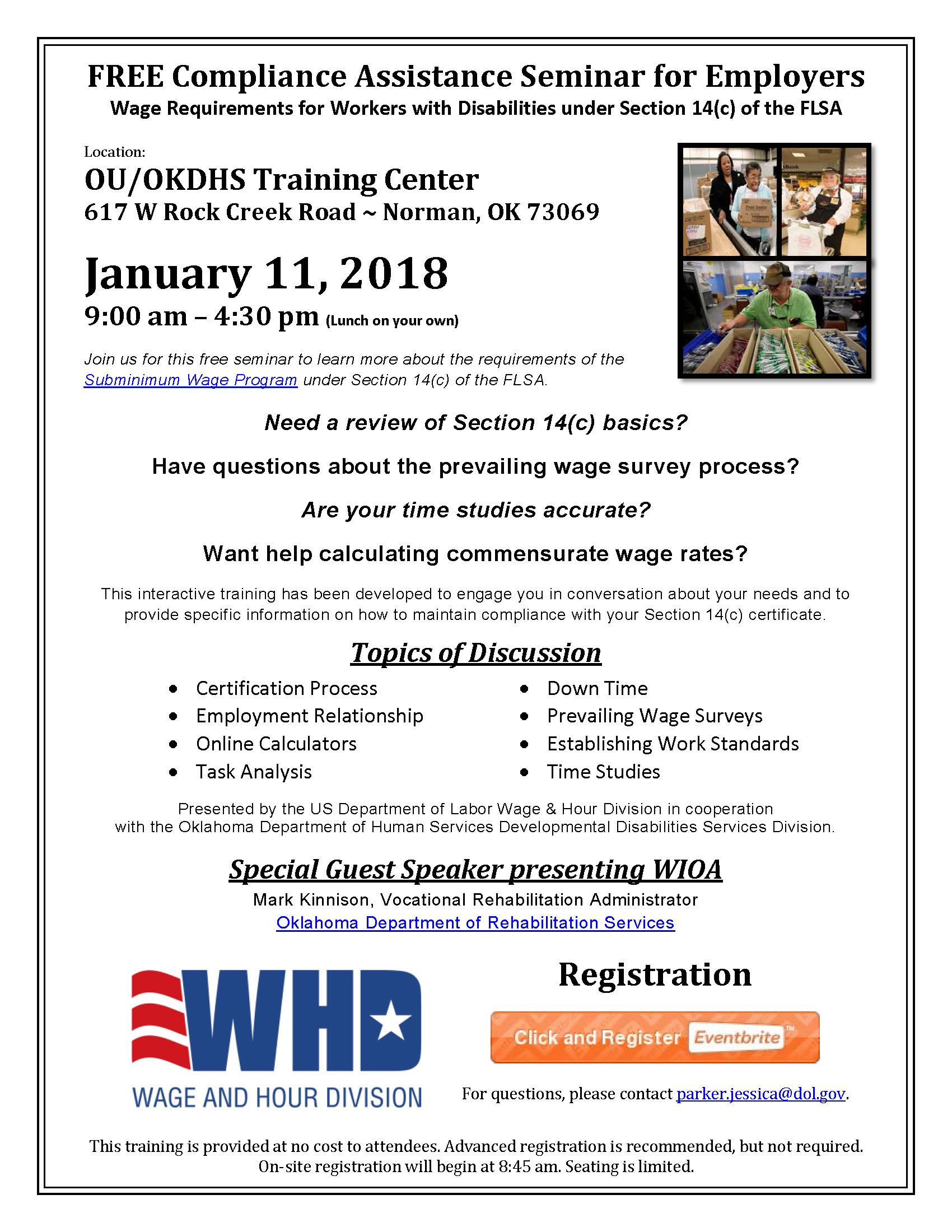 SMW14c Training January 11 2018
