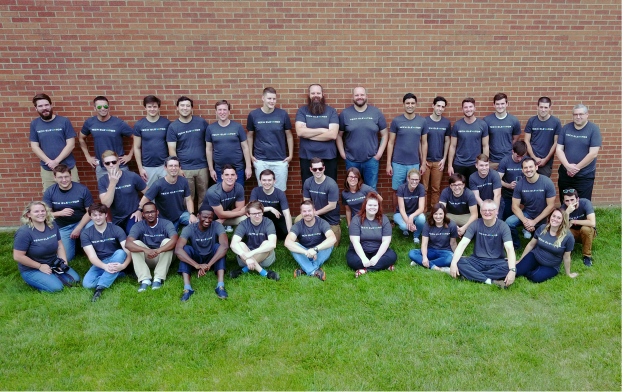 Tech Elevator Columbus Summer 2017 Cohort [2] Class Picture