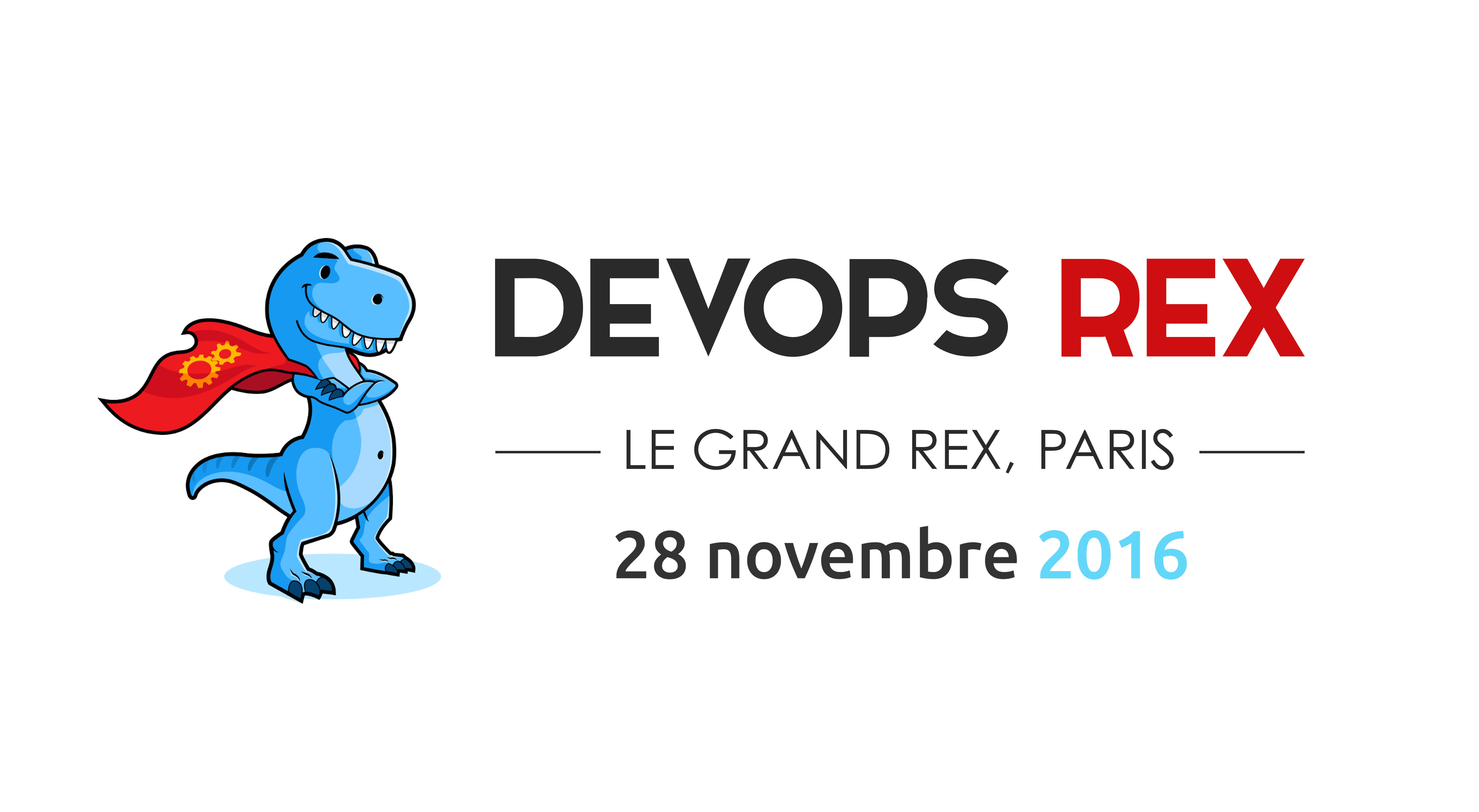 devops REX 28 novembre 2016
