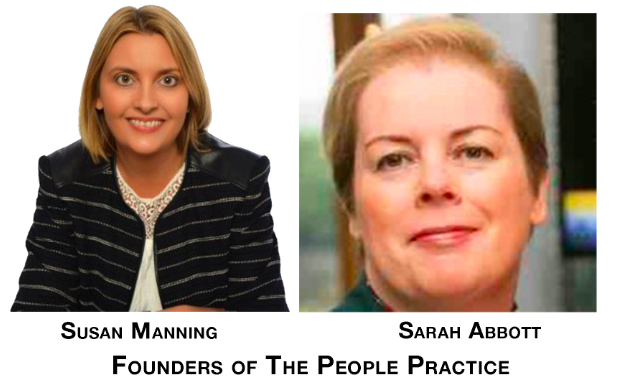Founders of The People Practice Group