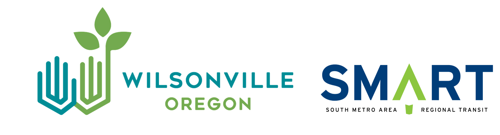 SMART and WILSONVILLE LOGO