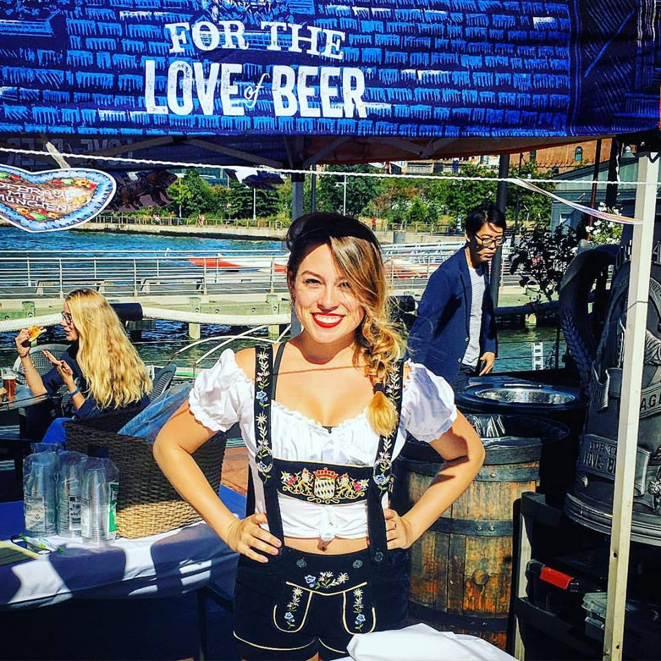 Oktoberfest at Frying Pan NYC