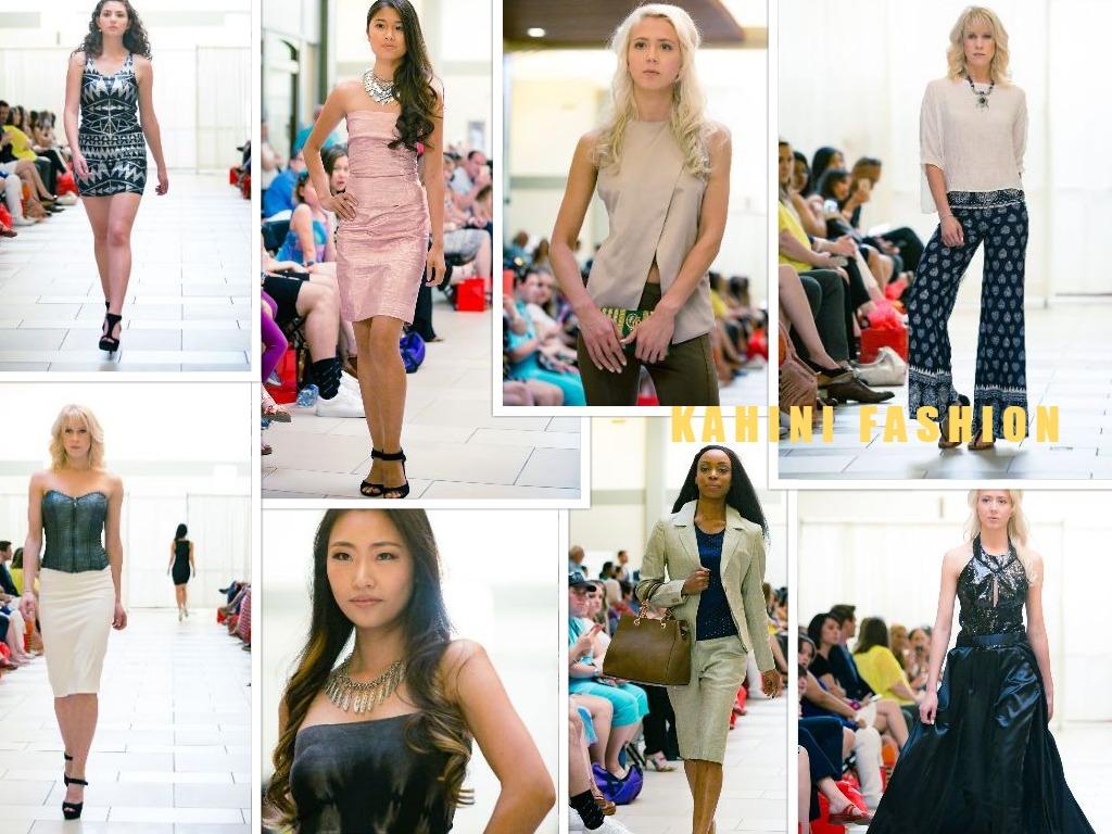 Factoria Mall Fashion Show