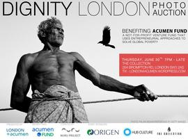 DIGNITY LONDON, Photo Exhibit & Auction