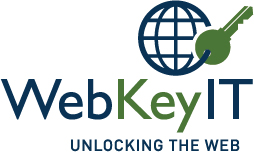 Web Key IT Logo