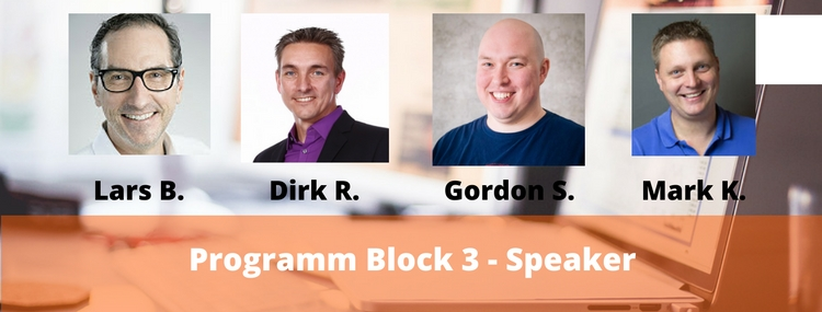 Programm Block 3