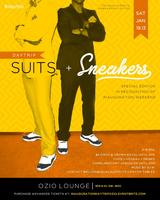 1.19.13 : Day Trip- Suits & Sneakers : The Inauguration...