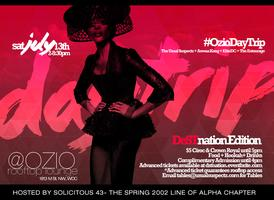 7.13.13 : Day Trip at Ozio Rooftop : DeSTnation Edition