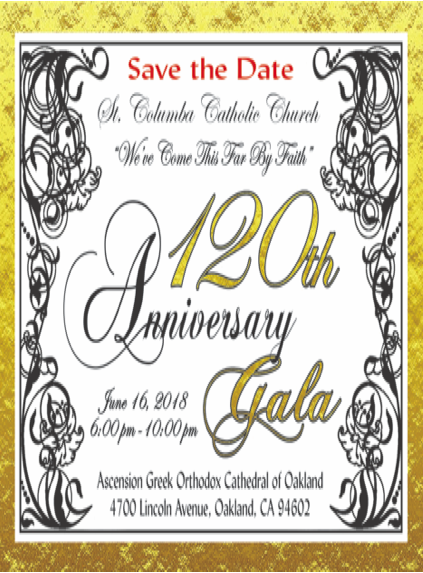 120th Gala