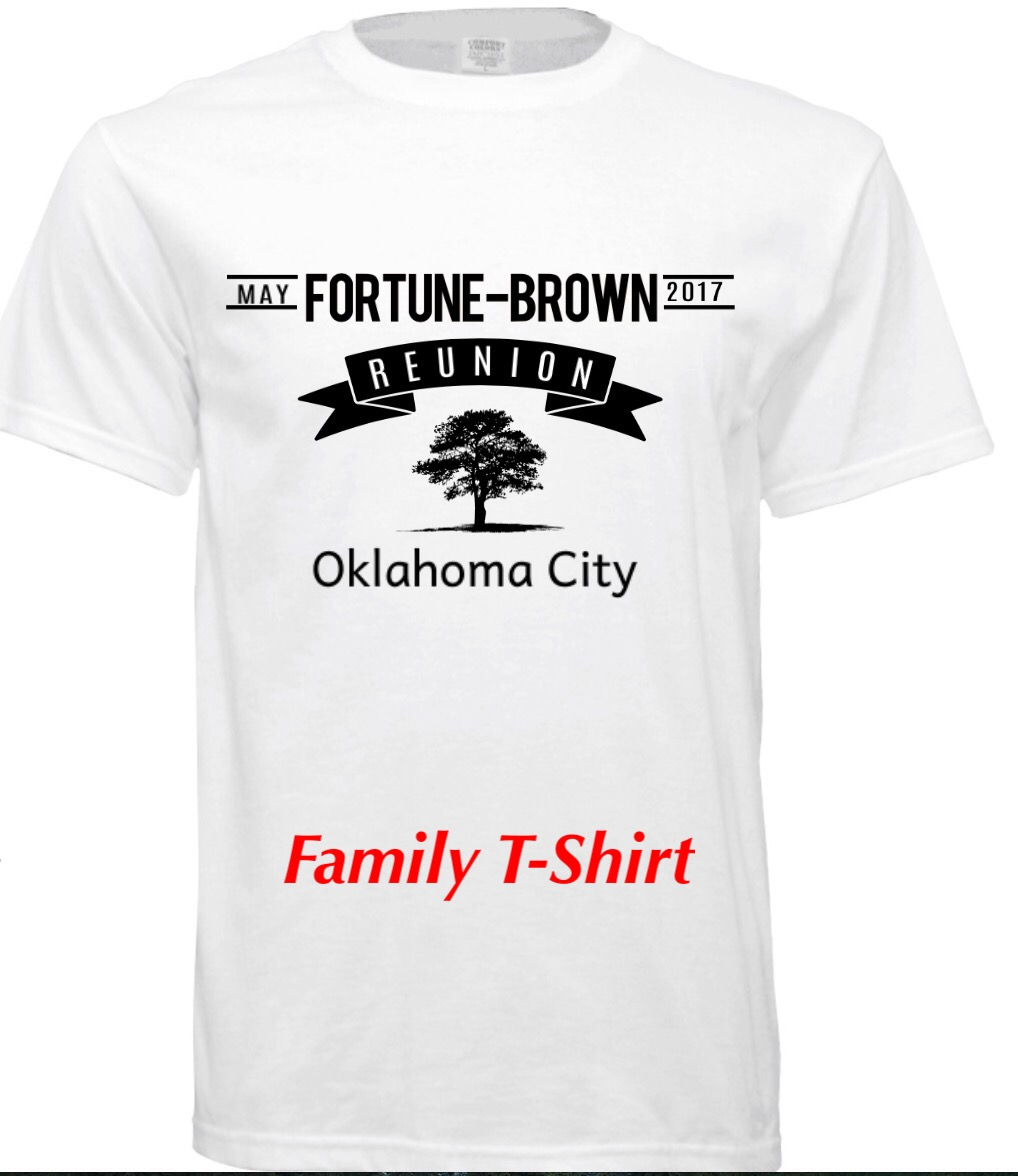 Fortune-Brown Family Reunion T-Shirt