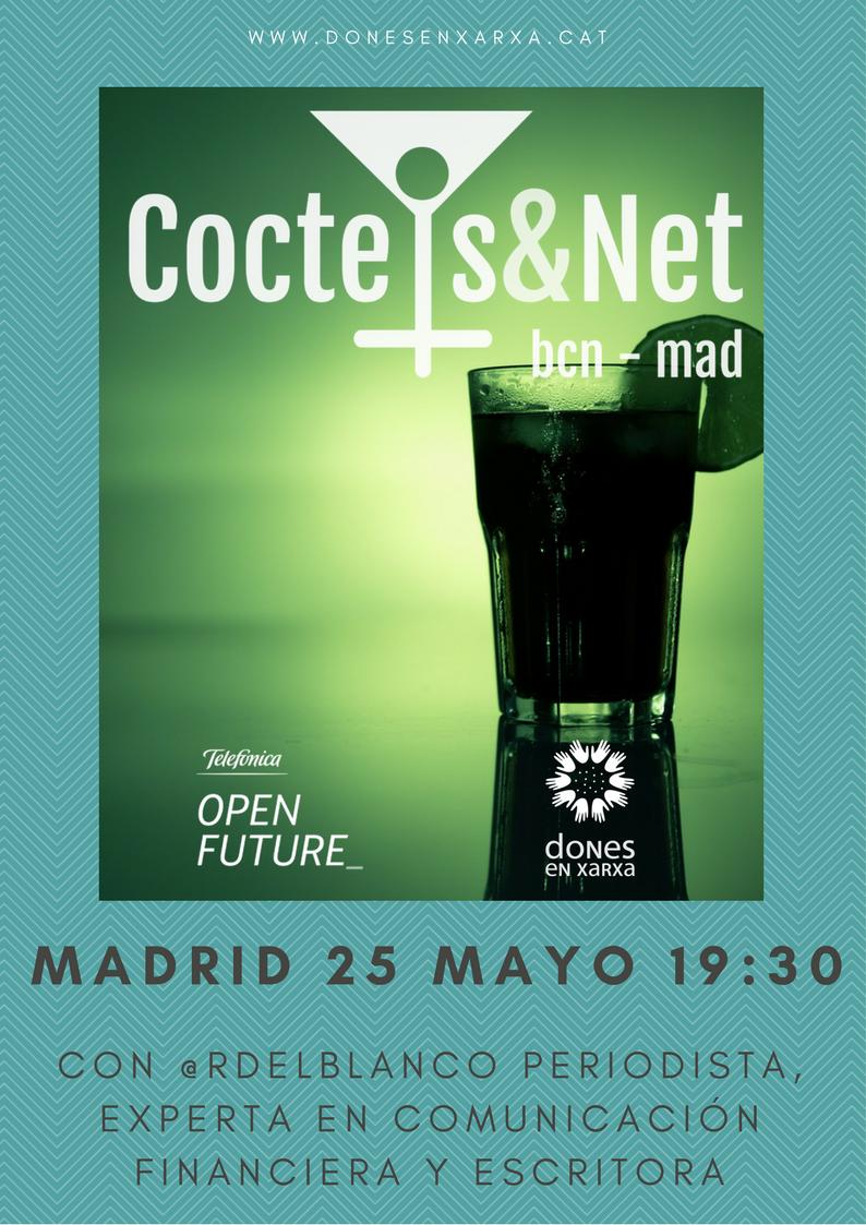 Coctels&Net 25 Mayo 2017 Madrid