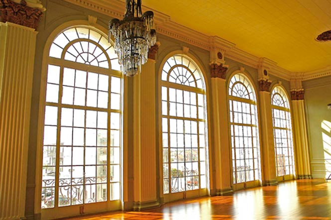 Elegant Ballroom at NOAC