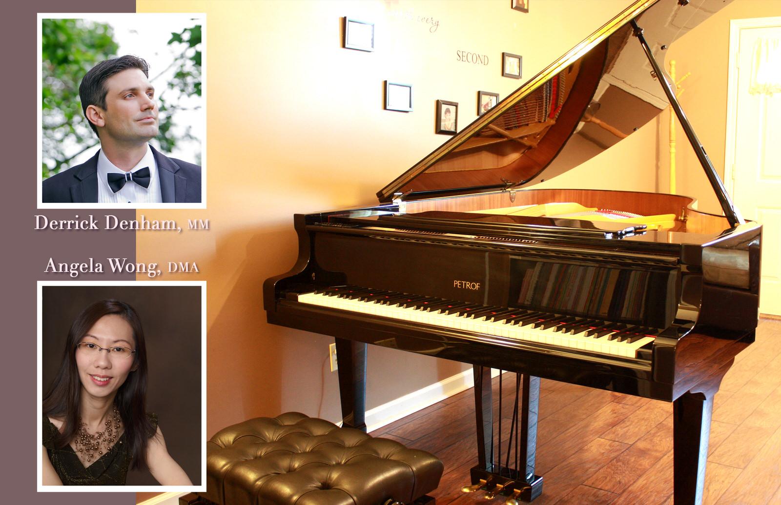D Piano Studio Instructors