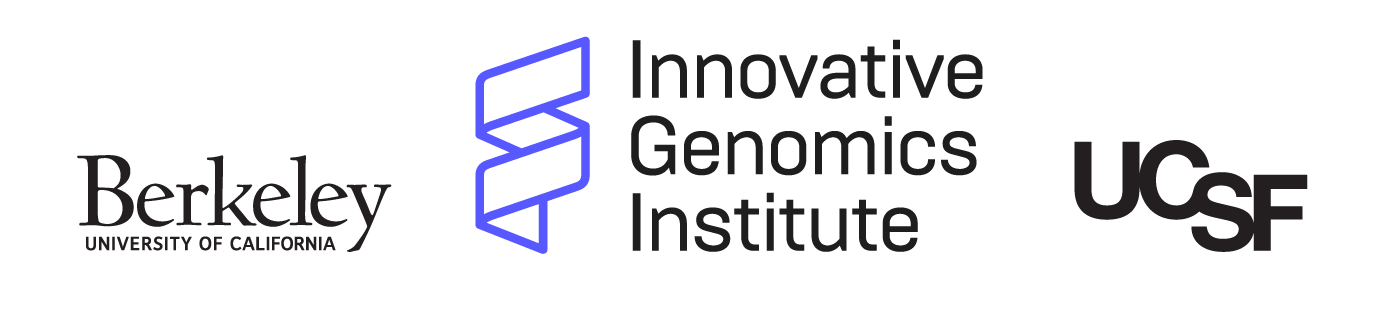 IGI, Berkeley, and UCSF logos