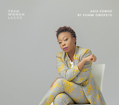 Adia Sowho by Kunmi Owopetu