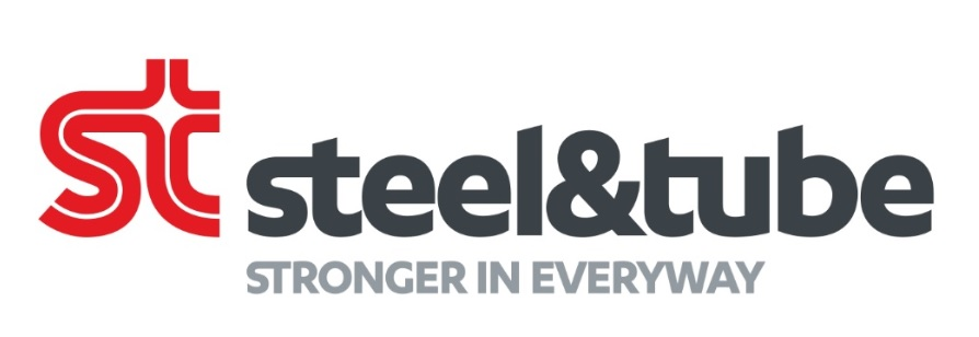 November Event Sponsor - Steel & Tube