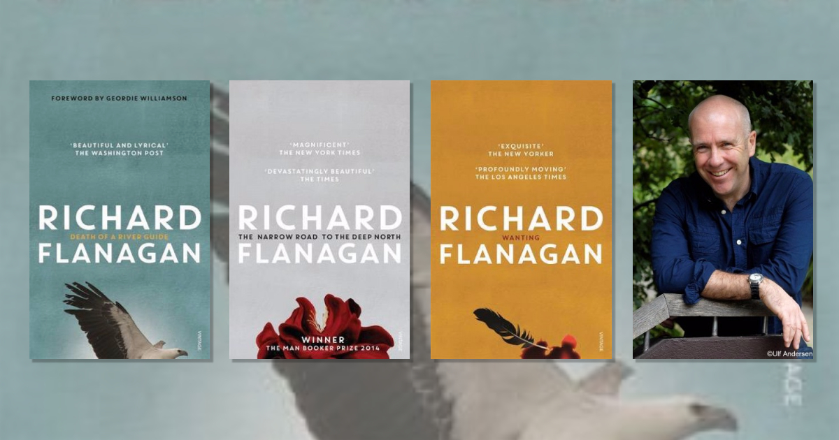 Richard Flanagan Books
