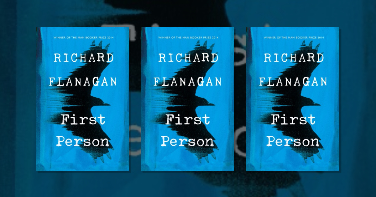 First Person Richard Flanagan