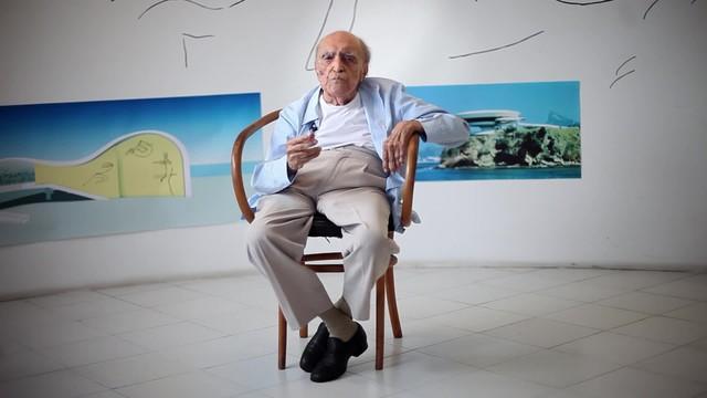 Filme Oscar Niemeyer - A Luta é Longa
