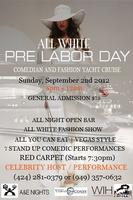 Marina Del Rey All-White Pre-Labor Day Comedy & Fashion...