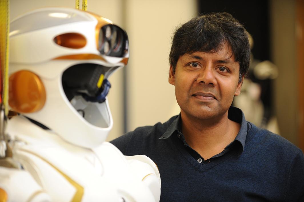 Prof Sethu Vijayakumar