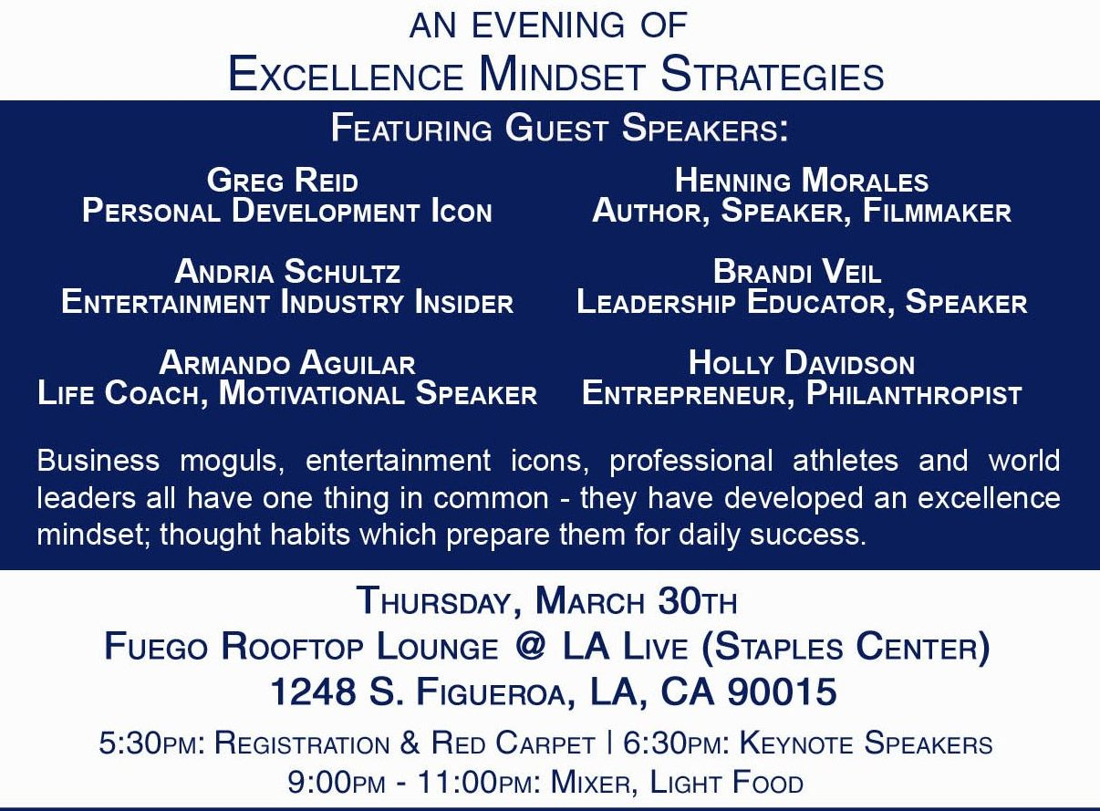 March 30 - eWorldMedia & Master Mindset