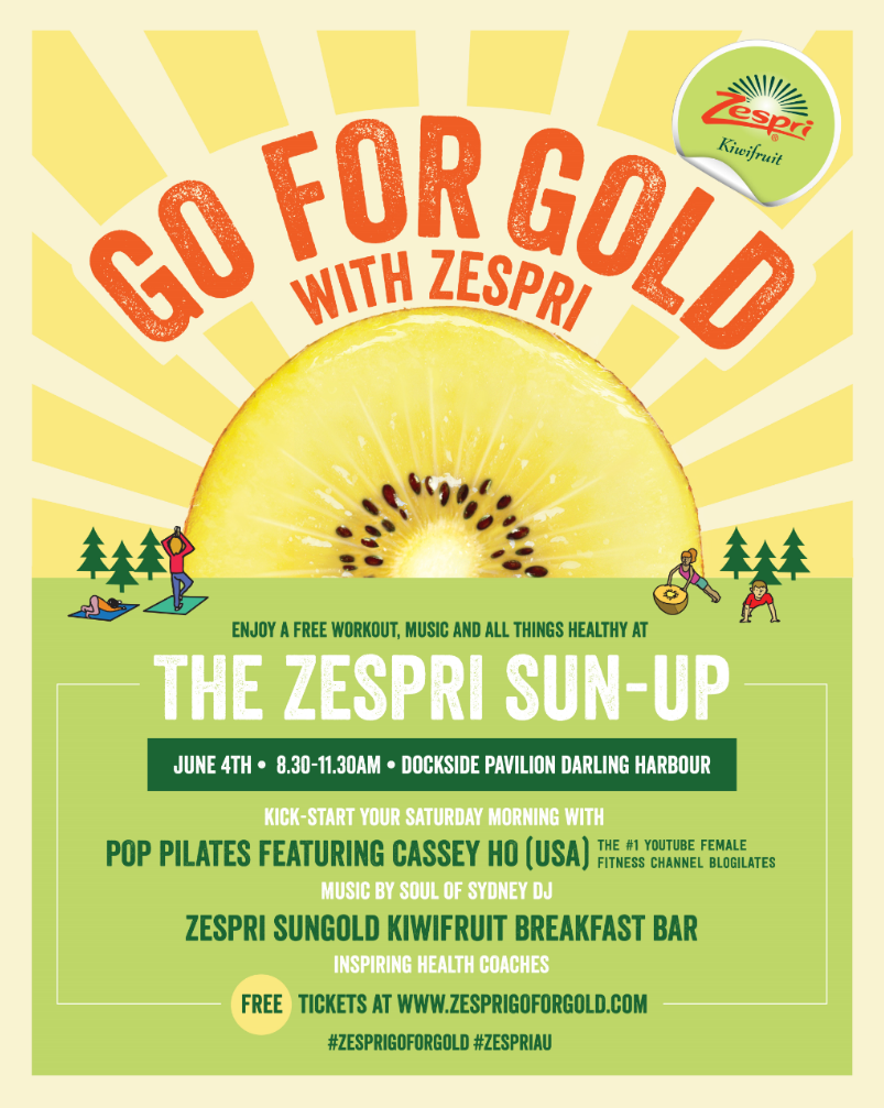 Zespri Sun-Up
