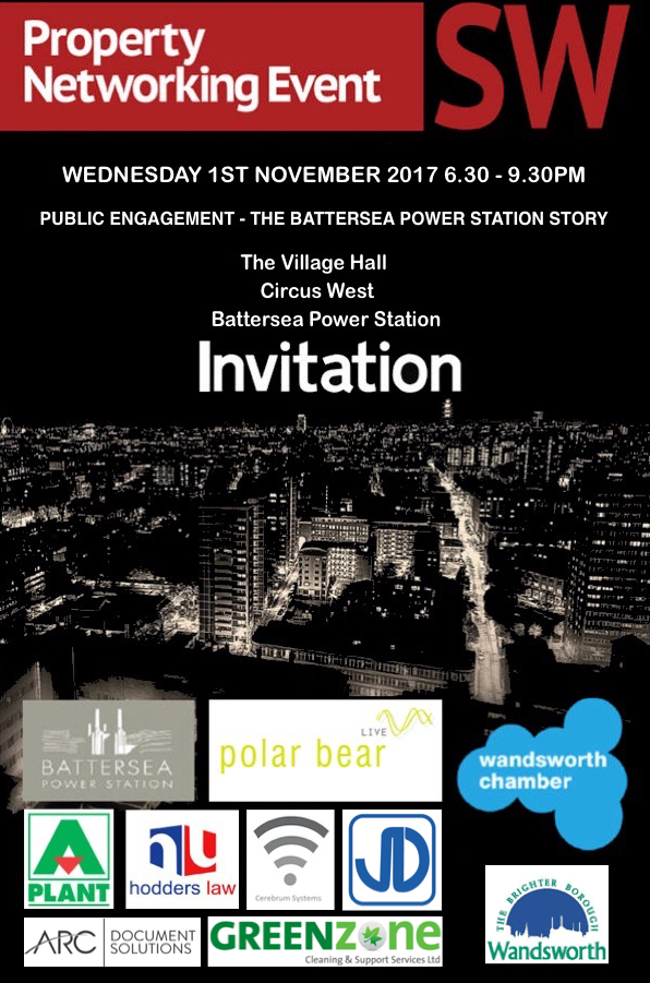 Wandsworth Chamber Property Event 2017
