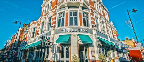 Revolution Bar Putney
