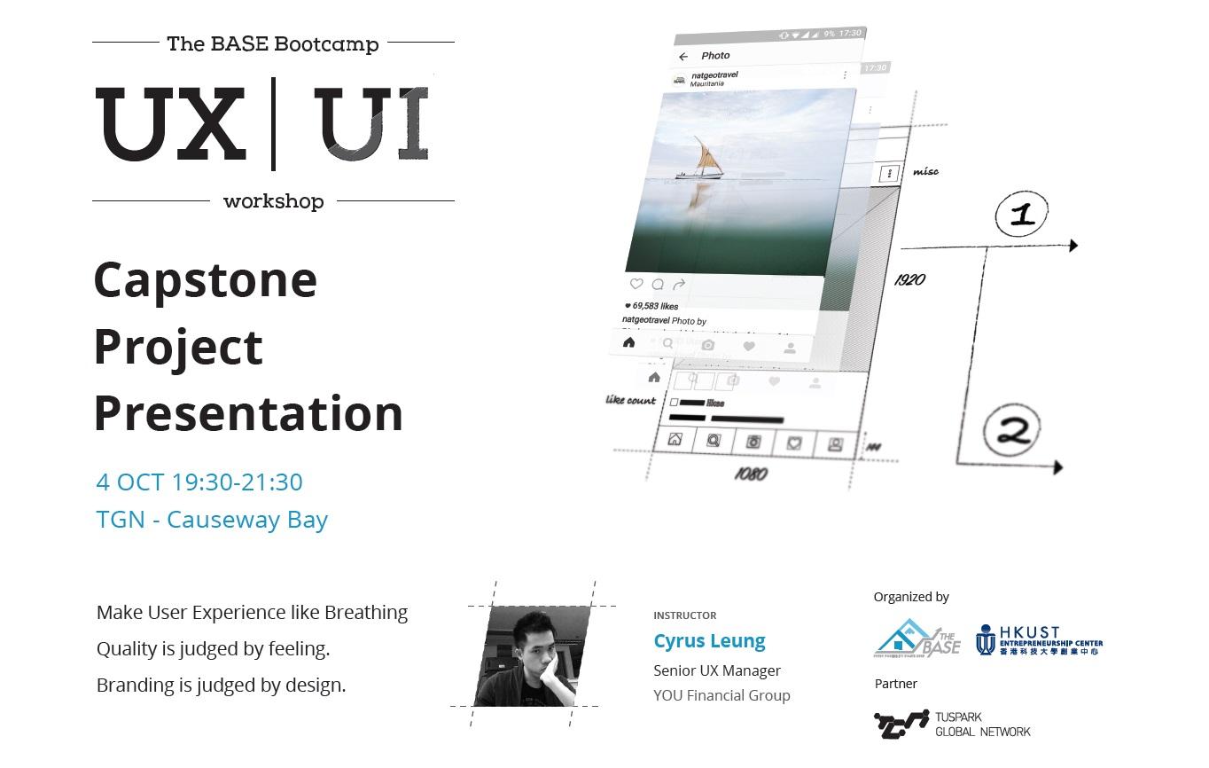 BASE Bootcamp UI UX Design
