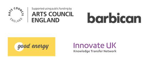 Energising Culture partner logos