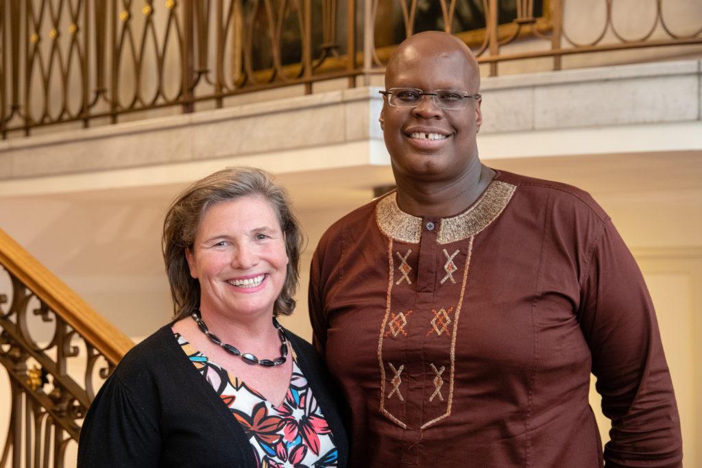 Co-CEOs Amanda Bindon and Mike Royal