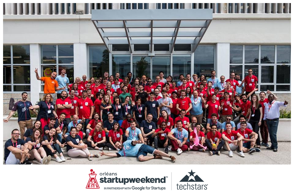 Photo de Groupe Startup Weekend Orléans