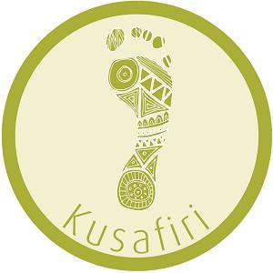 Kusafiri Logo