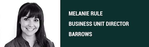 Melanie Rule Barrows