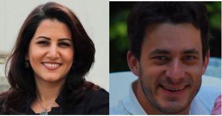 Soodeh Farokhi & Brian Moore