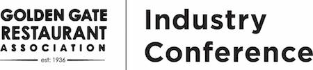 Golden Gate Restaurant Association Industry Conference logo