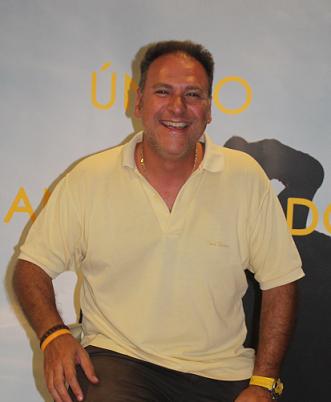 Israel Martín Entre Campeones