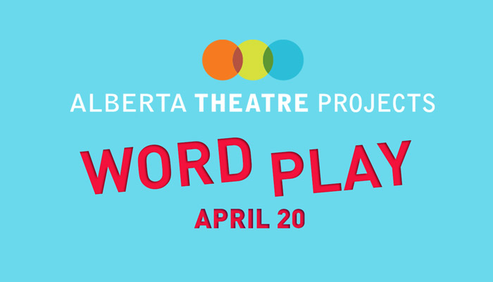 ATP and Wordfest present Word Play