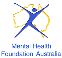 Logo- Mental Health Foundation Australia
